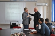 Lecture courses of Dutch professors started at GTUNI