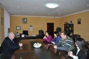 GTUNI students met with members of the Latavra Club